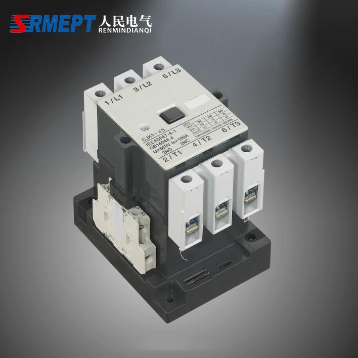 cjx1-45 22 / cjx1-63 22 交流接触器